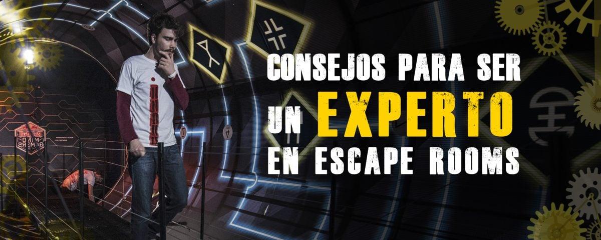 Consejos para ser un experto en Escape Rooms