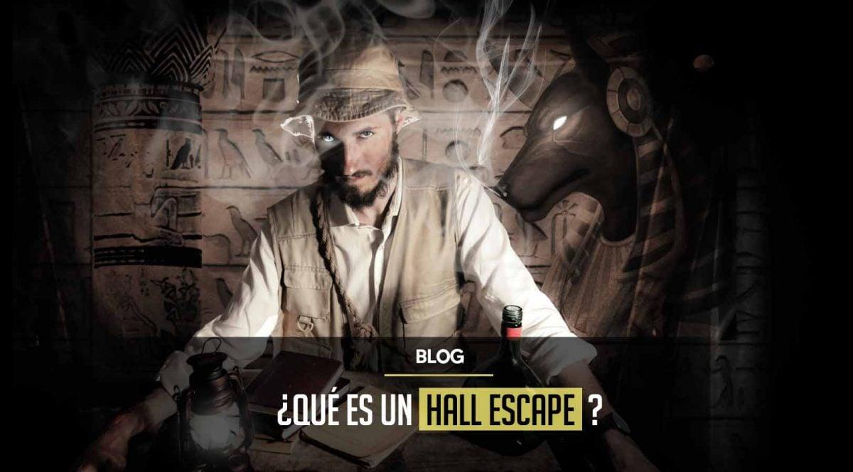 ¿Qué es un Hall Escape?