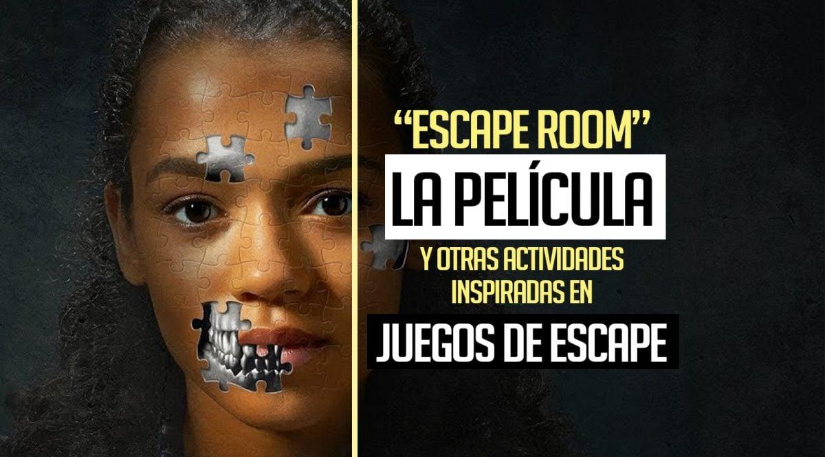 """""""Escape Room"""", la película, y otras actividades inspiradas en juegos de escape"""