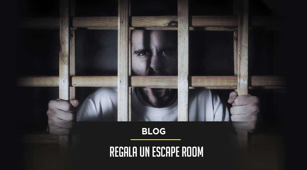 Regala un Escape Room